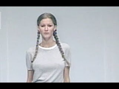 SPORTMAX Fall 1999 2000 Milan - Fashion Channel