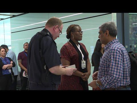 السلطات البريطانية تشنّ عملية للتصدّي للزيجات القسرية في المطارات | AFP