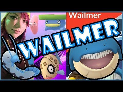 connectYoutube - WAILMER RAID GUIDE IN POKEMON GO AR PLUS MODE!