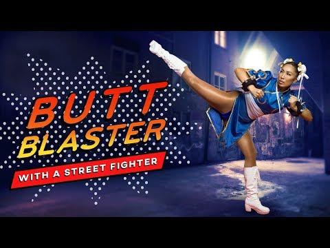 KICK BUTT BLASTER | PIIT28 Street Fighter Inspired Workout