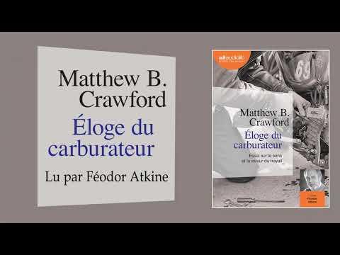 Vidéo de Matthew B. Crawford