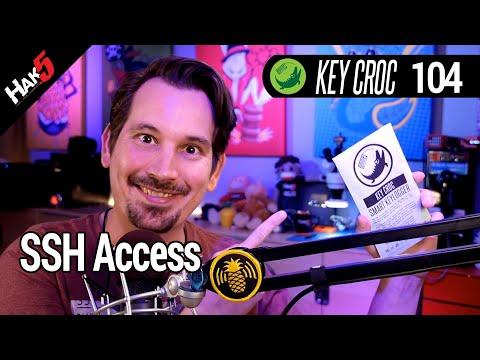 SSH Access - Key Croc 104