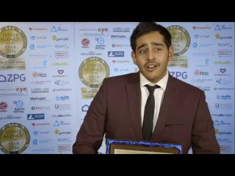 Anthony Pepe Best Valuer in the UK 2016 - Mina Gadelrab