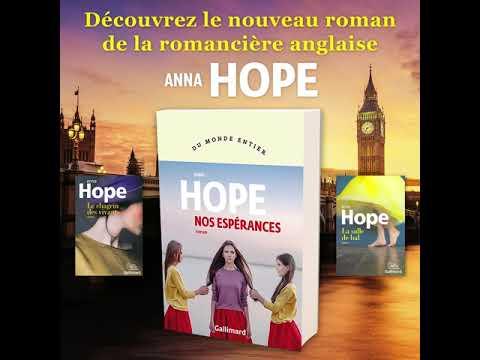 Vidéo de Anna Hope