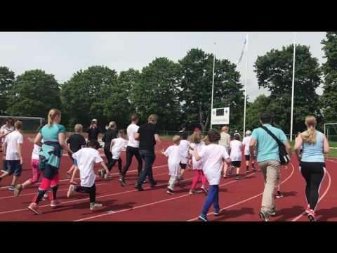 Viggoklassiken Friidrott Lidingövallen 10 juni Avslutande 400 m