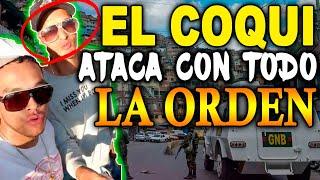 ¡¡ULTIMO MINUTO!! EL COQUÍ GRAN ATAQUE LA ORDEN DE LA COTA 905 MADURO ATERRADO SALIÓ DE CONTROL