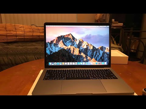 Macbook Pro Unboxing