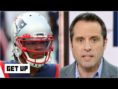 Will Cam Newton lead the Patriots to the playoffs? | Get Up