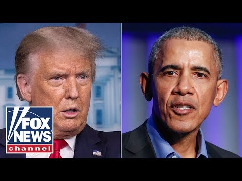 Podcast hopes to heal US with Obama, Trump sit-down interview