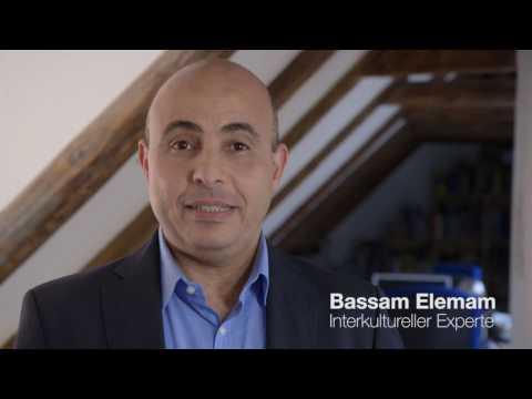 Interkultureller Experte - Bassam Elemam