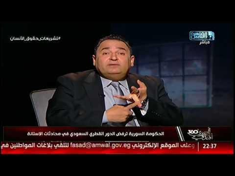 محمد على خير: أين الدول العربية من الشأن السورى!