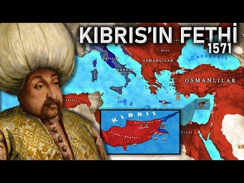 KIBRIS NASIL TÜRK OLDU? Osmanlı-Venedik Savaşı (1570-1573) || DFT Tarih