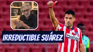 El pistolero LUIS SUÁREZ, un goleador irreductible