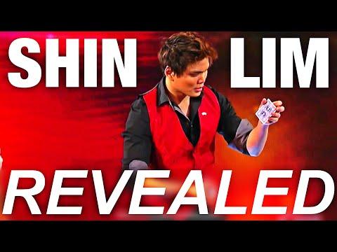 Shin Lim: Penn and Teller Fool Us Card Trick REVEALED