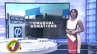 Questionable Donations Deplete PETROJAM'S Budget - July  1 2020