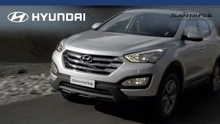 Hyundai Santa Fe   Film - Road Less Travelled