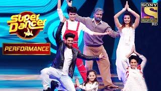Contestants ने दिखाया 'नैनो में सपना' पर कमाल! | Super Dancer Chapter 2 - SETINDIA