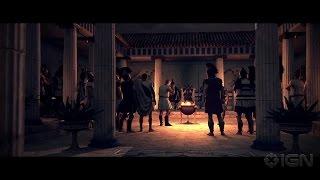 Total War: Rome II - Wrath of Sparta Trailer
