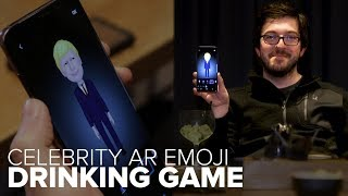 Can we guess the Galaxy S9's celebrity AR emojis?