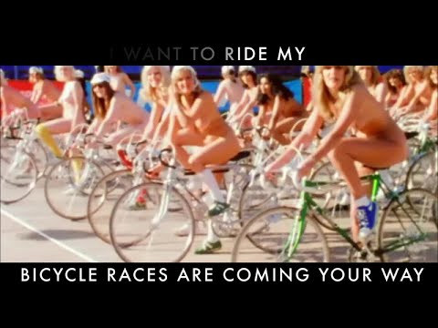 connectYoutube - Queen - Bicycle Race (Official Lyric Video)