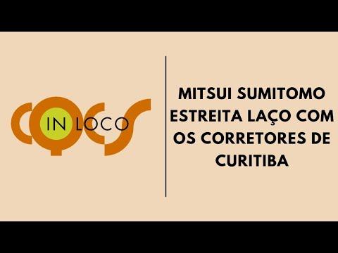 Imagem post: Mitsui Sumitomo estreita laço com os Corretores de Curitiba
