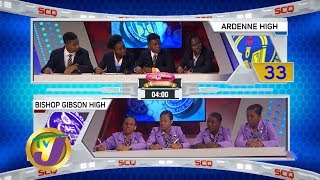 Ardenne High vs Bishop Gibson High: TVJ SCQ 2020 - January 22 2020