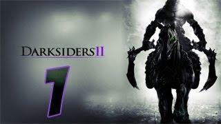 Darksiders 2   Walkthrough   Parte 1   El gigante de hielo