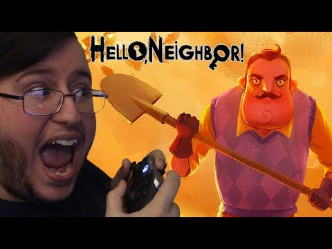 connectYoutube - Gor Plays: Hello, Neighbor! (Worst Games of 2017 #2)