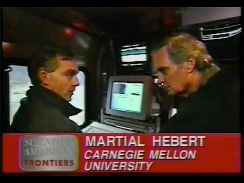 1997 : Alan Alda & Scientific American Frontiers : Look, No Hands!