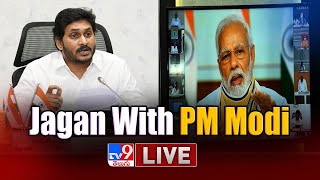 CM Jagan With PM Modi On Corona Third Wave - TV9 Digital LIVE - TV9