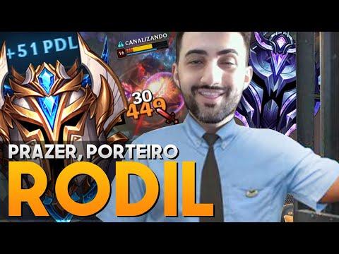 PORTEIRO DO D1 CONTRA O TOP 1 CHALLENGER