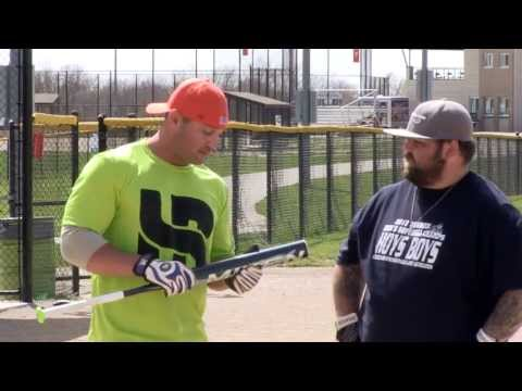 2014 Miken Ultra 750X Maxload ASA Slow Pitch Bat Video