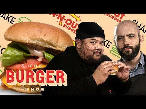 connectYoutube - Binging With Babish Cooks In-N-Out and Shake Shack Clones | The Burger Show