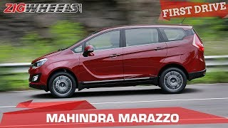 Mahindra Marazzo Review | Can it better the Toyota Innova?
