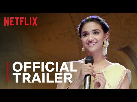 Miss India   Official Trailer   Keerthy Suresh   Netflix India