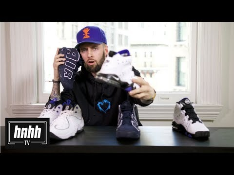 connectYoutube - Jordan 10 Shadows, Jordan 1 Homage To Home & Nike Champion Think 16 Collection (HNHH HotNewSneakers)