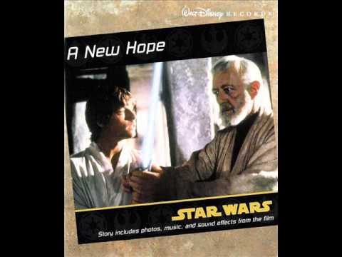 Star Wars: A New Hope - Read Along (Part 1)