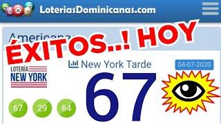 ÉXITOS hoy..!! BINGO HOY..! ((( 67 ))) LOTERÍA NEW YORK..!! los NÚMEROS que MÁS  SALEN EN ÉSTE MES.!