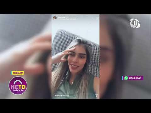 EL PODER DEL AMOR   Reacciones de Mariela Lemus