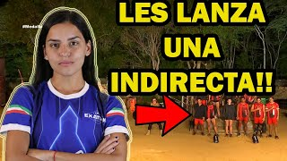 Casandra les lanza una indirecta a los Titanes! - Exatlón México