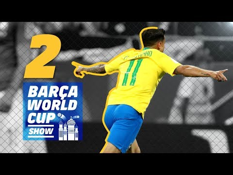#BarçaWorldCup Show #2 | A surprising first week...