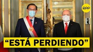 Javier Mendoza de UPP: