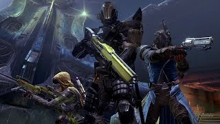 Destiny Beta: Public Event - Defeat Extraction Crews - Gold Tier Rating