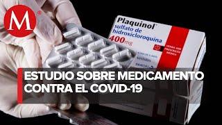 ¿Hidroxicloroquina ayuda a pacientes con covid-19 Esto advierte un estudio