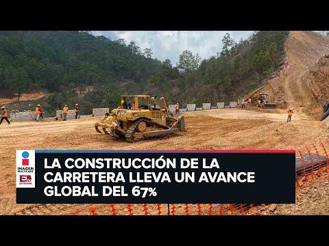 En un año, completarán autopista Oaxaca Costa, asegura López Obrador (Resumen)