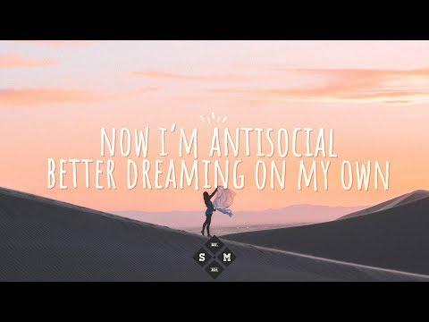 connectYoutube - BEAUZ & Heather Sommer - Antisocial (Lyrics)