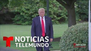 Revista evangélica pide la destitución de Donald Trump. El presidente reacciona con furia