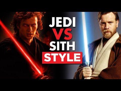 Jedi vs Sith | Galactic Style Battle