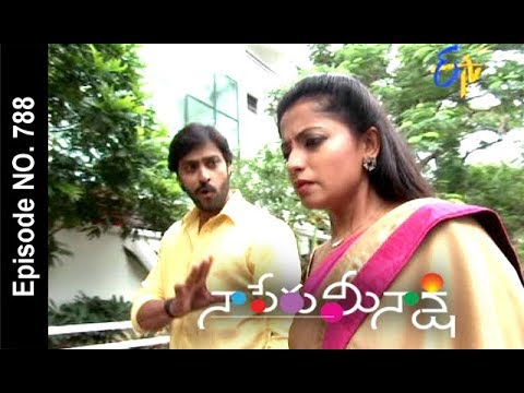 Naa Peru Meenakshi | 1st August 2017| Full Episode No 788 | ETV Telugu | cinevedika.com