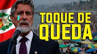 Francisco Sagasti ?? Mensaje presidencial   Noticias Perú